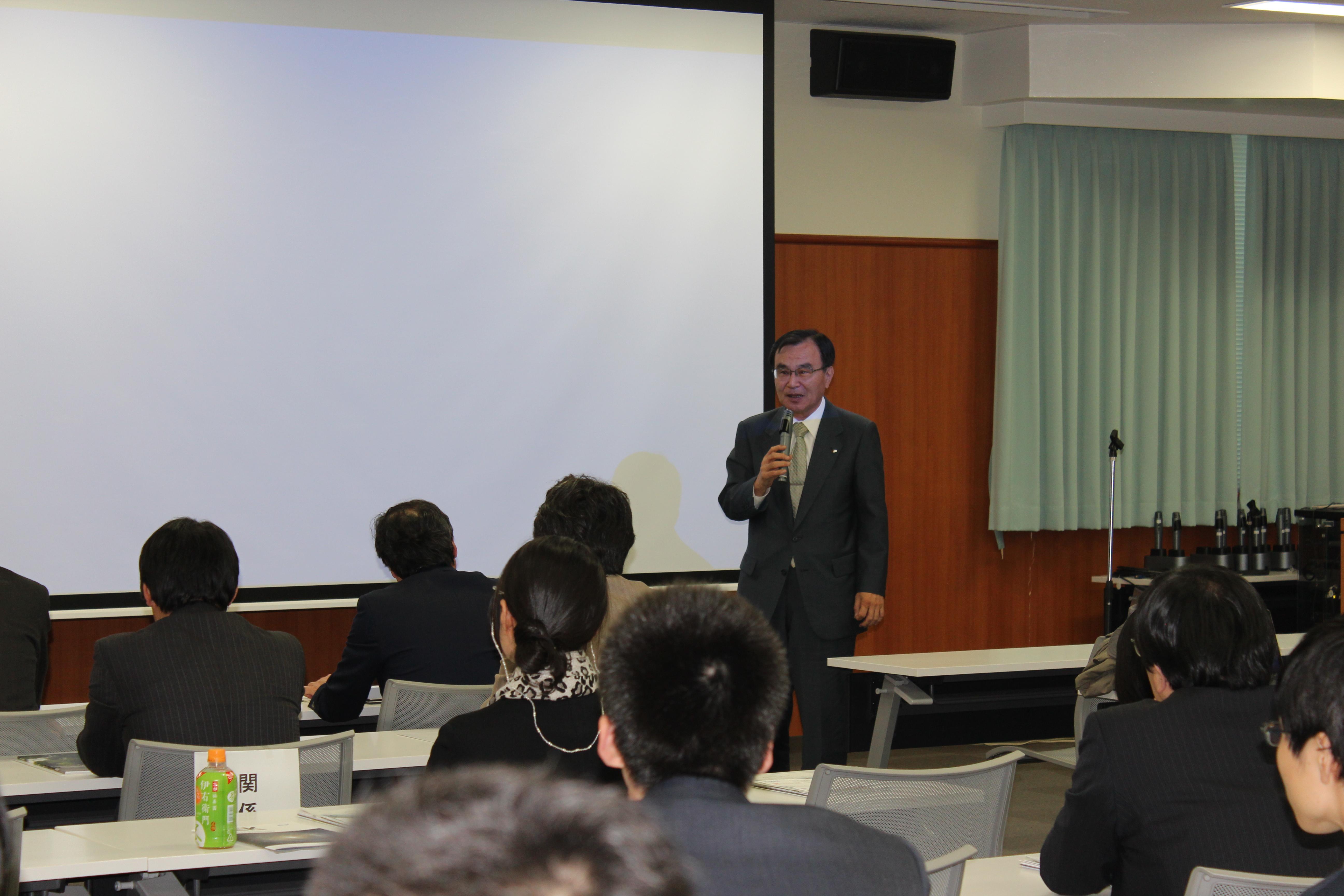 千葉大学-高エネルギー加速器研究機構 第1回合同シンポジウムを開催